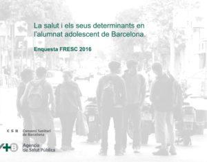 salut adolescents Barcelona